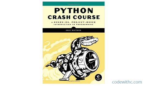 python crash course a on project based