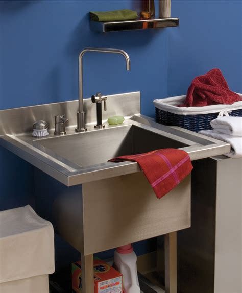 stainless steel laundry room sink franke laundry room sink image mag