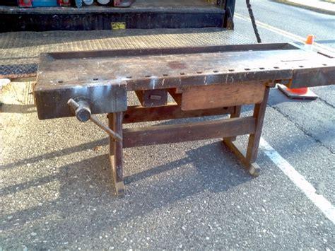 antique woodworking bench for sale antique workbench 171 obnoxious antiques