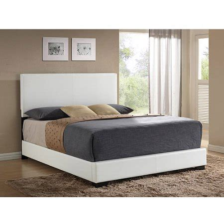 leather bed ireland faux leather bed white walmart