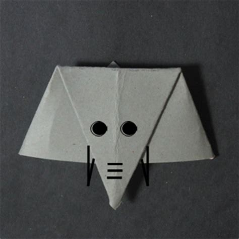elephant origami easy elephant origami how to origami elephant easy origami