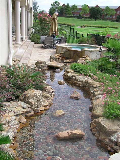 backyard rock garden triyae rock garden ideas for backyard various