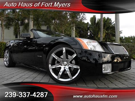 Cadillac Of Fort Myers by 2005 Cadillac Xlr Ft Myers Fl For Sale In Fort Myers Fl