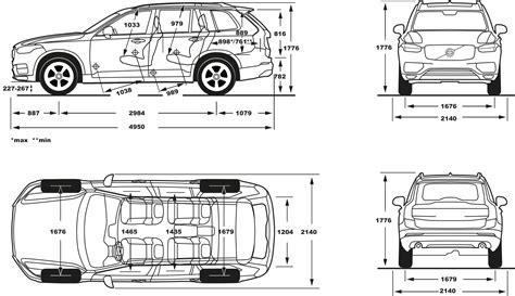 Volvo Xc60 Dimensions by Volvo Xc60 Interior Dimensions Brokeasshome