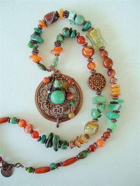 how to make boho jewelry best 25 bohemian style jewelry ideas on