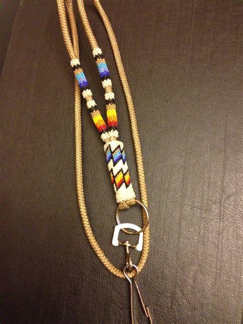 bead lanyard beaded lanyard my beadwork