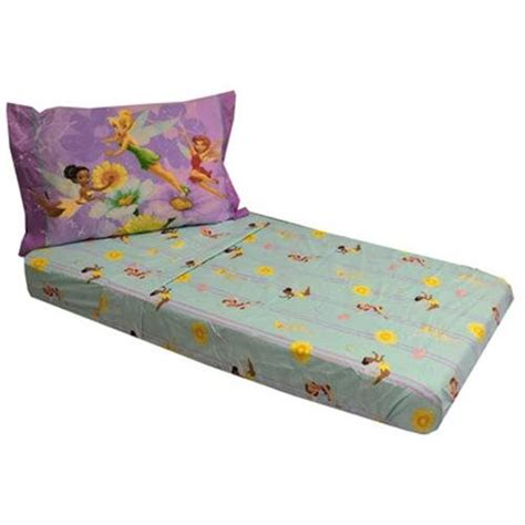 tinkerbell toddler bed set tinkerbell flowers 4 toddler bedding set