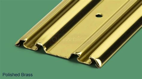 closet door track replacement 23 243 96 quot sliding mirror door bottom track swisco