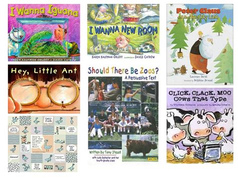 picture books for persuasive writing workshop wednesday persuasive writing elementary amc