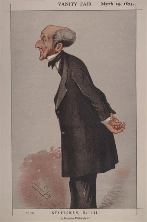 Vanity Fair History by File John Stuart Mill Vanity Fair 1873 03 29 Jpg