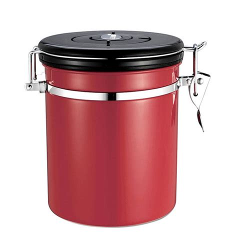 storage canisters kitchen 1l coffee tea sugar storage tanks sealed cans 18 8 stainless steel canisters kitchen storage