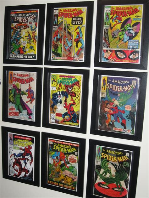 comic book picture frame comic book frames yoshicast
