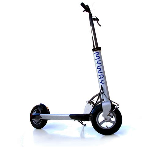 Electric Motor Balancing by Electric Motor Scooters For