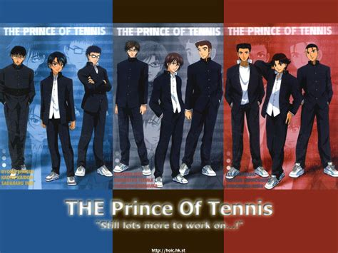 new prince of tennis the new prince of tennis wallpaper anime wallpapers zone