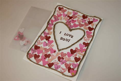 valentines card 25 valentines greeting cards and handmade card