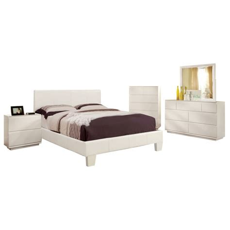 white platform bed lloyd white king platform bed