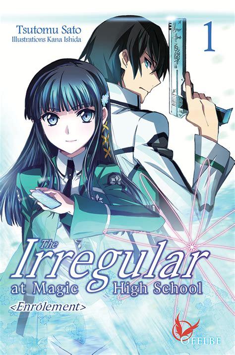 irregular at magic high school offre d 233 couverte quot the irregular at magic high school