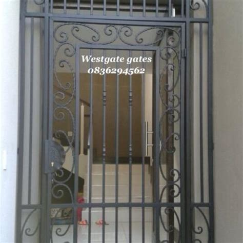 security gate for front door security gates and grills on house front doors johannesburg