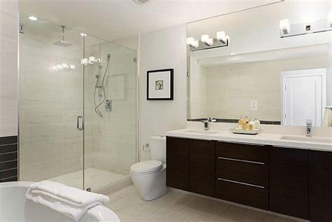 contemporary bathroom light how to light a contemporary bathroom with wall sconces