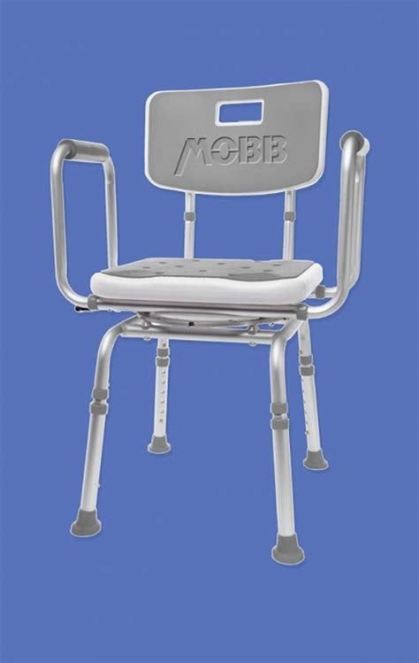 swivel shower chairs mhscii swivel shower chair 2 0 scrubscanada ca