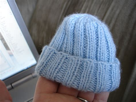 free wool for charity knitting preemie hat for the charity knitting pattern bev