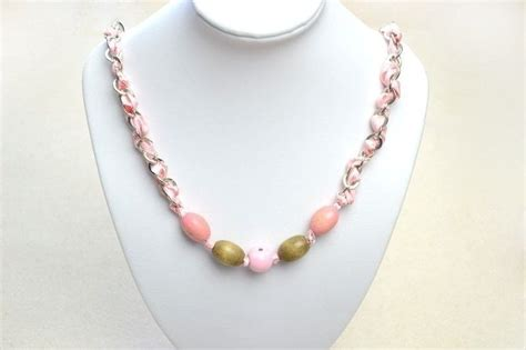 how to make jewelry for how to make a ribbon necklace with 183 how to make a