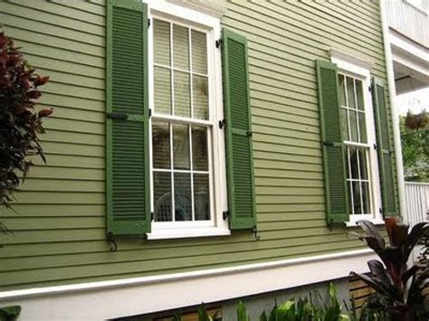 paint colors on house exterior colonial homes green exterior house paint