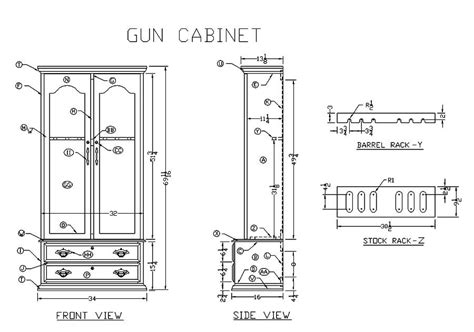 woodworking cabinet plans gun cabinet woodworking plans important steps for