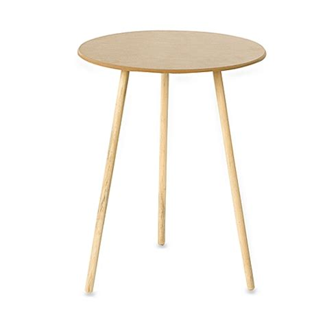 20 inch round decorator table bed bath amp beyond