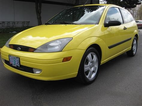 2003 Ford Focus Mpg by 2003 Ford Focus Zx3 Hatchback 2dr 4 Cyl Auto Low