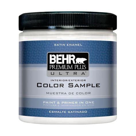 behr paint colors home depot price behr premium plus ultra 8 oz ul260 14 ultra white
