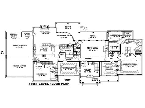 mansion home plans mega mansion floor plans large house floor plans house