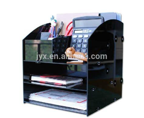 s desk accessories acrylic office desk accessories organizer plexiglass