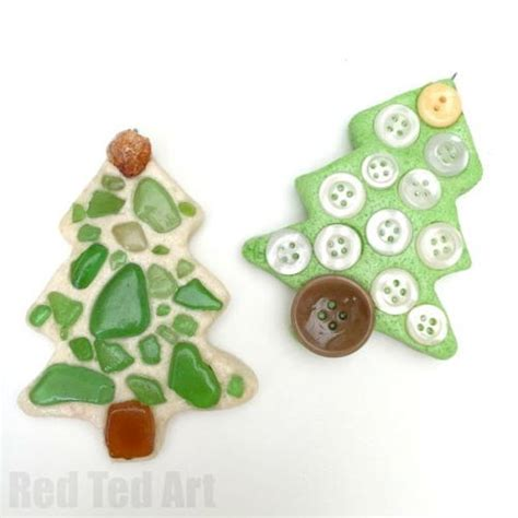 salt dough tree ornaments salt dough tree handmade ornaments