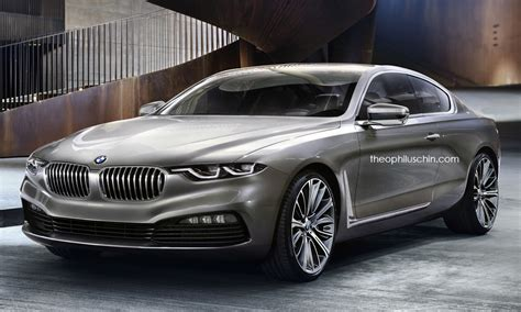New Bmw 8 Series by New Bmw 8 Series Speculatively Rendered