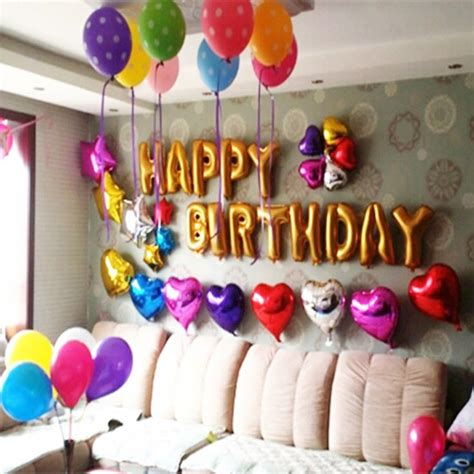 birthday decorations ideas at home best 25 balloon birthday themes ideas on