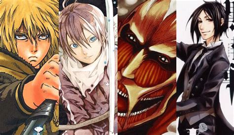 best mangas the best ongoing series of 2015 the b n sci fi and