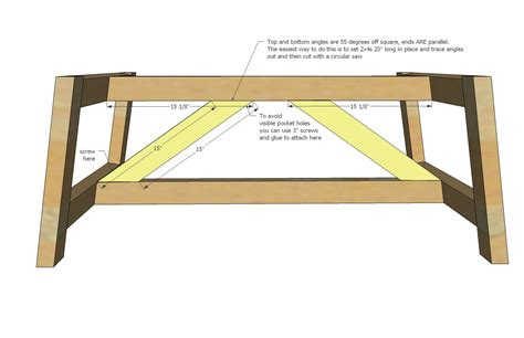 coffee table woodworking plans truss coffee table woodworking plans woodshop plans