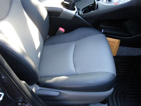 prius leather seat covers prius 2012 in seat covers priuschat