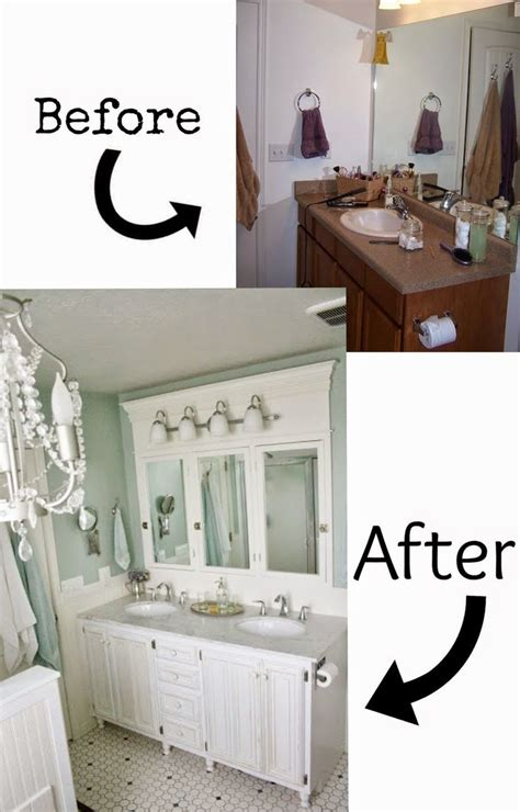 Bathroom Vanity Makeover Diy by 86 Best Images About Bathroom Remodel Ideas On