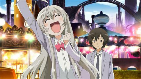 haiyore nyaruko san haiyore nyaruko san episode 02 my anime the