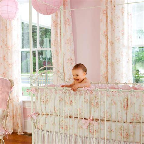 shabby chic baby bedding sets shabby chenille crib bedding pink floral baby crib