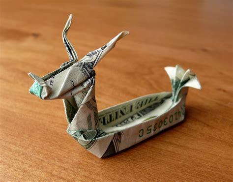dollar origami boat dollar origami boat v2 by craigfoldsfives on deviantart