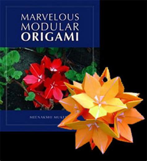 marvelous modular origami origami