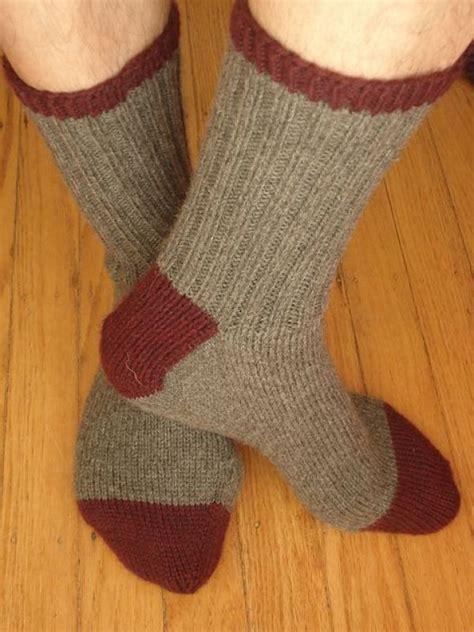 mens sock pattern knitting 8 cozy sock patterns for him knitting
