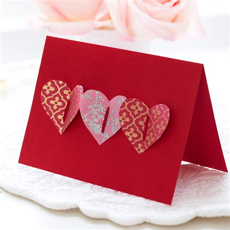 how to make valentines cards handmade cards instantly show you care