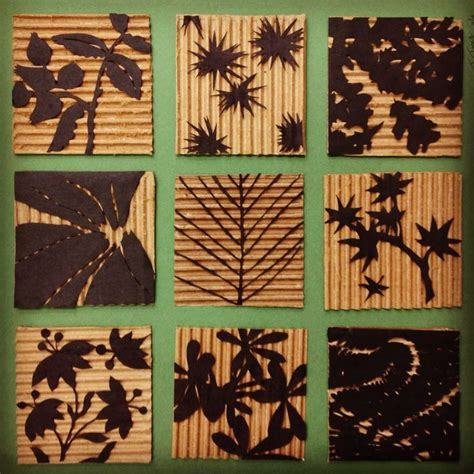 high school craft projects ideas for middle school trees of