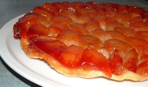 tarte tatin express aux pommes thermomix la cuisine d aur 233 lie et de ses amis