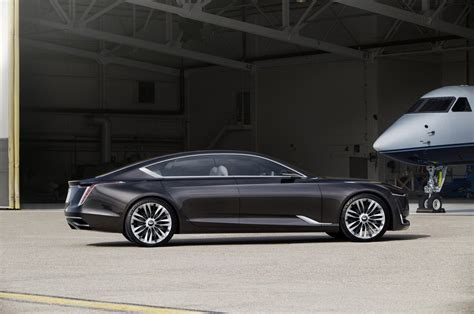 Cadillac Concept by Cadillac Escala Concept Photos Specs Reveal Gm Authority