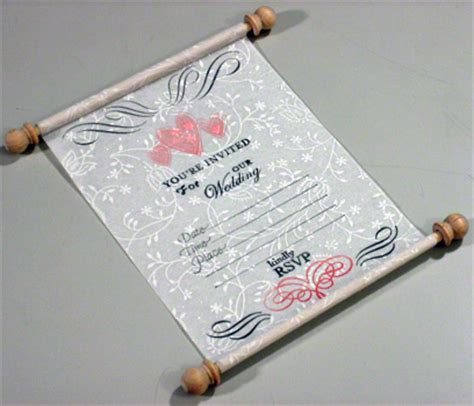 how to make a wedding invitation card wedding invitation cards decoration